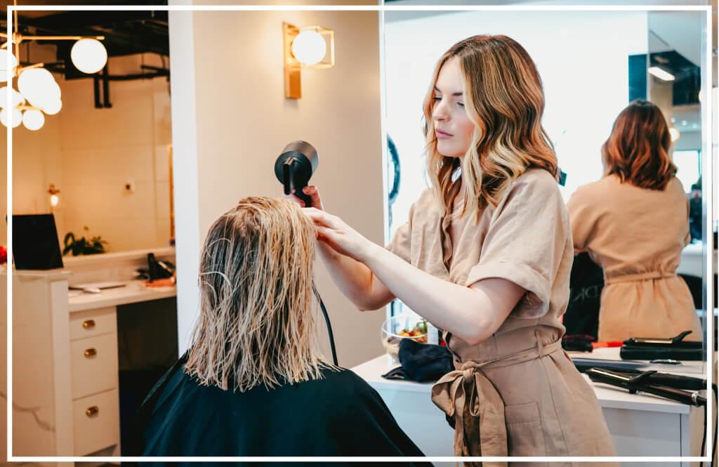 Hairdresser-Header